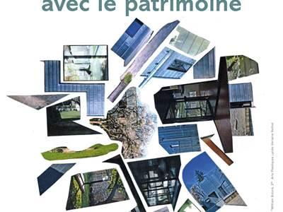 """Exposition """"Composer avec le patrimoine en Champagne-Ardenne"""""""